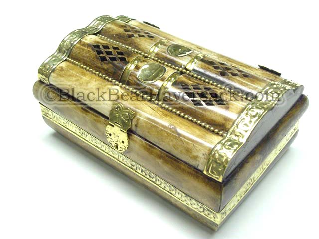 Bone Jewelry Boxes