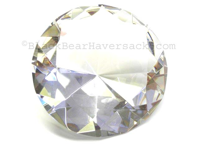 Diamonds Paperweight