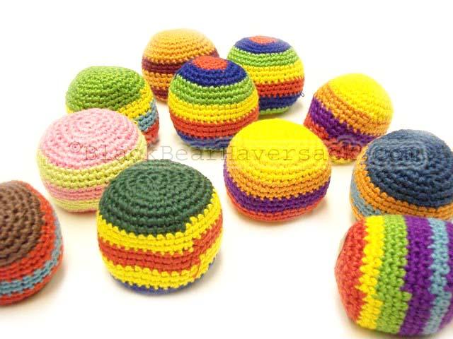 Footbag Balls