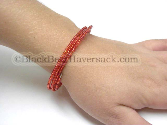Memory Wire Bracelet