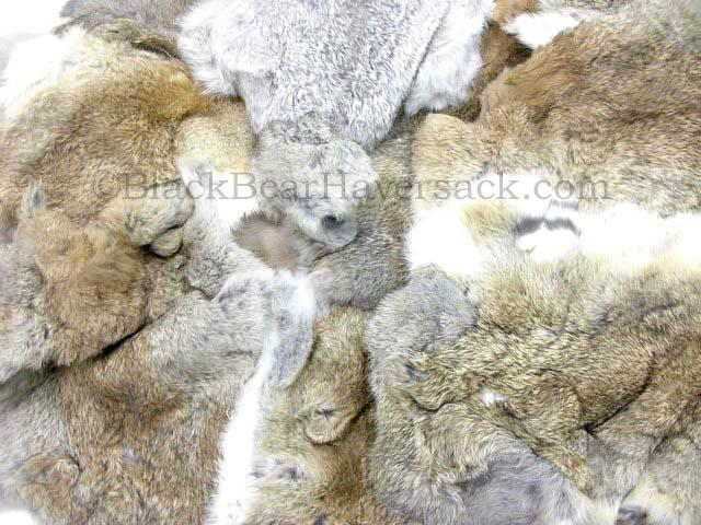 Rabbit Pelts