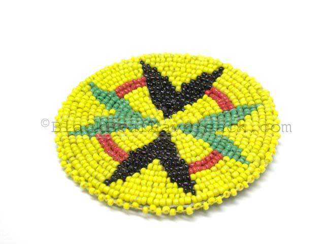 Beadwork - Rosette & Strips