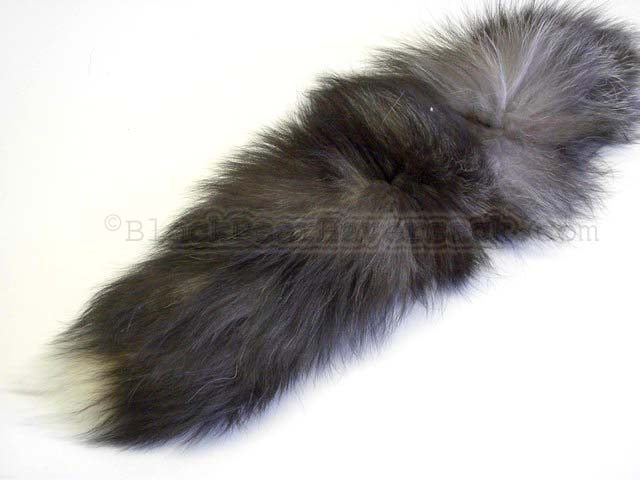 Silver Fox Tails